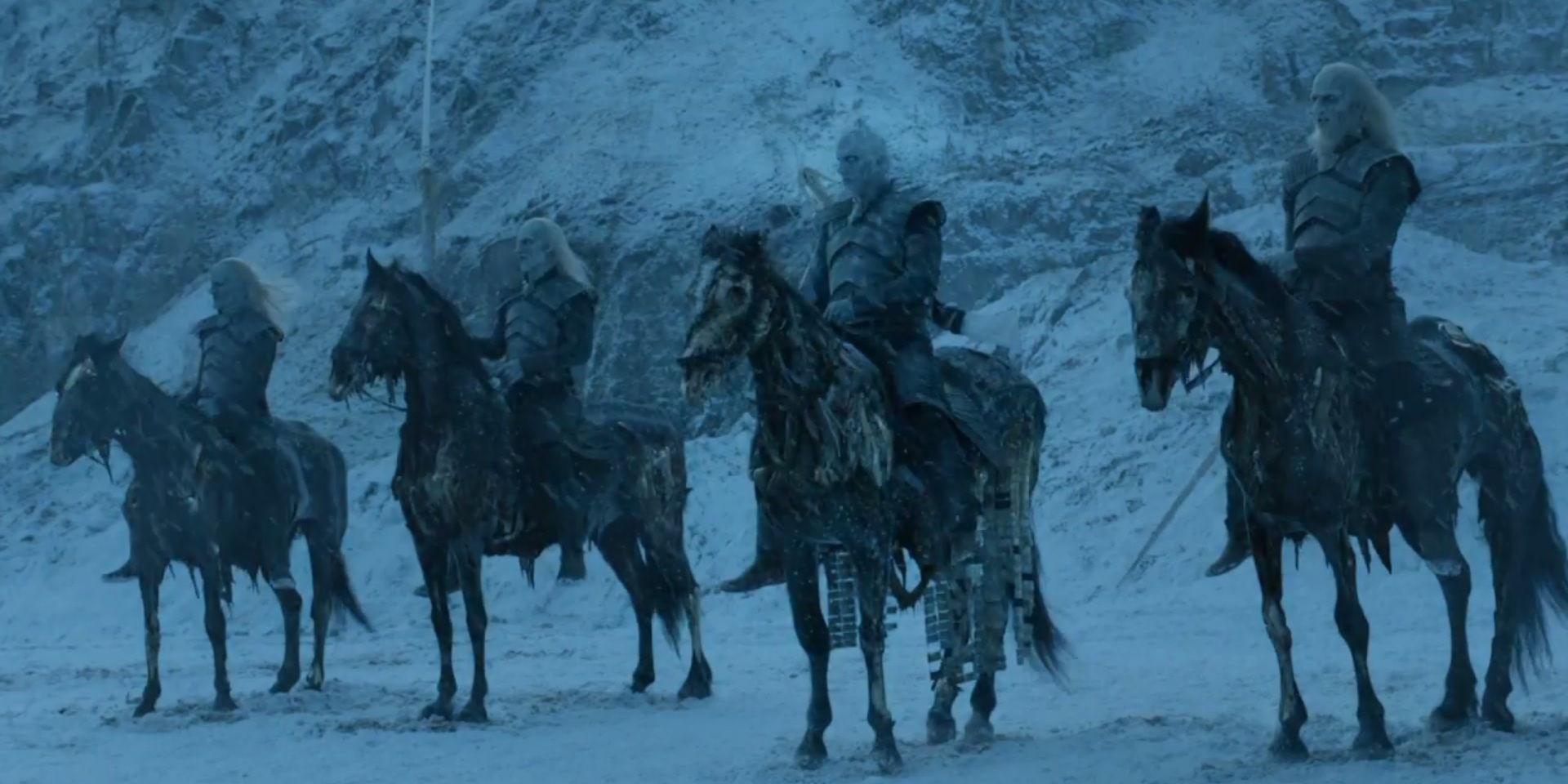 как появились белые ходоки в игре престолов