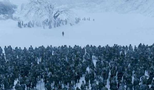 Кто играет белого ходока в Игре престолов