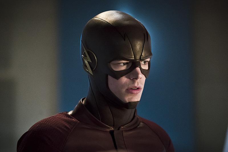 В какой серии Супергерл появится Флеш