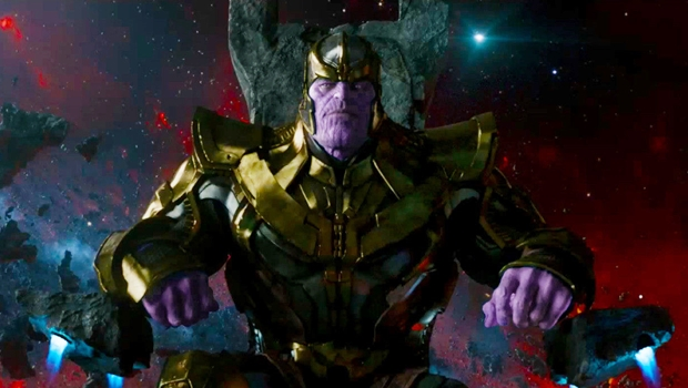 Доктор Стрэндж против Таноса