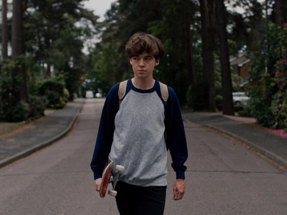 Сериал Конец ***го мира: актеры, саундтрек, сюжет. Будет ли 2 сезон?
