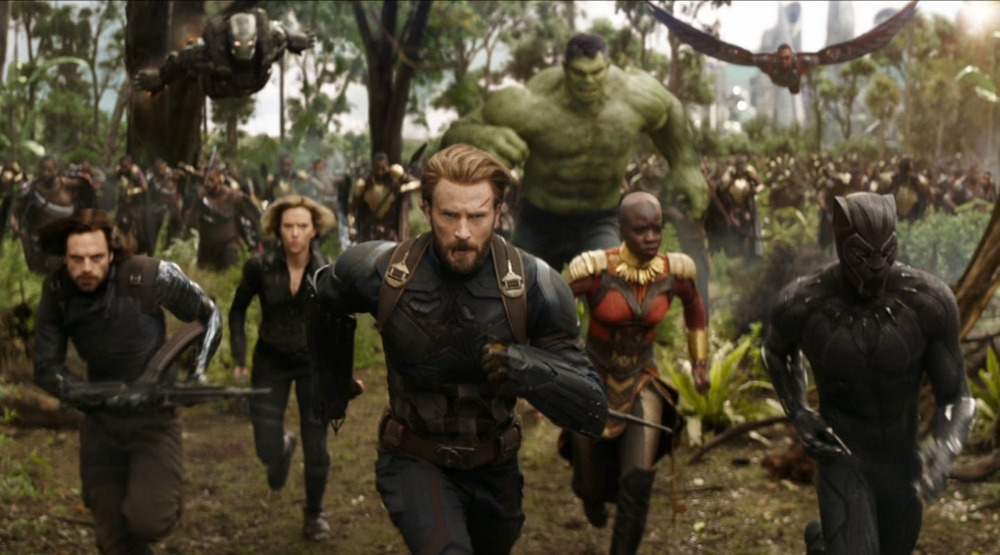 Концовка фильма Мстители: Война бесконечности