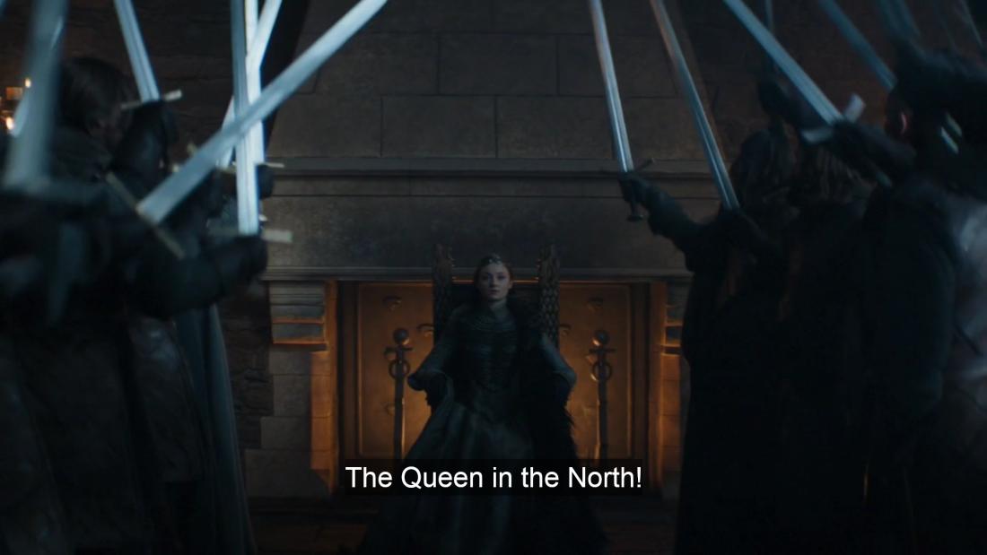 Кто умер в финале «Игры престолов»