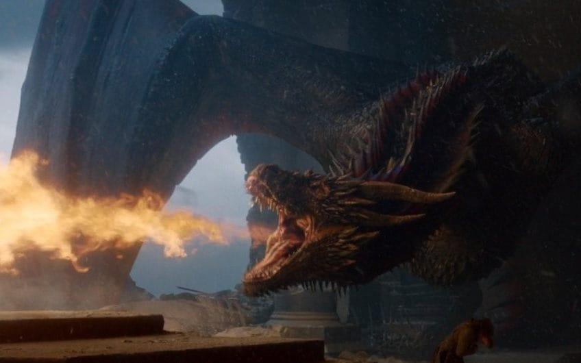 Почему дракон сжег Железный Трон в финальной серии?
