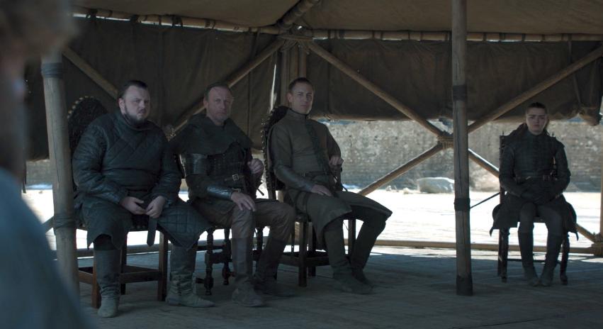 Краткий пересказ 6 серии 8 сезона «Игры престолов»