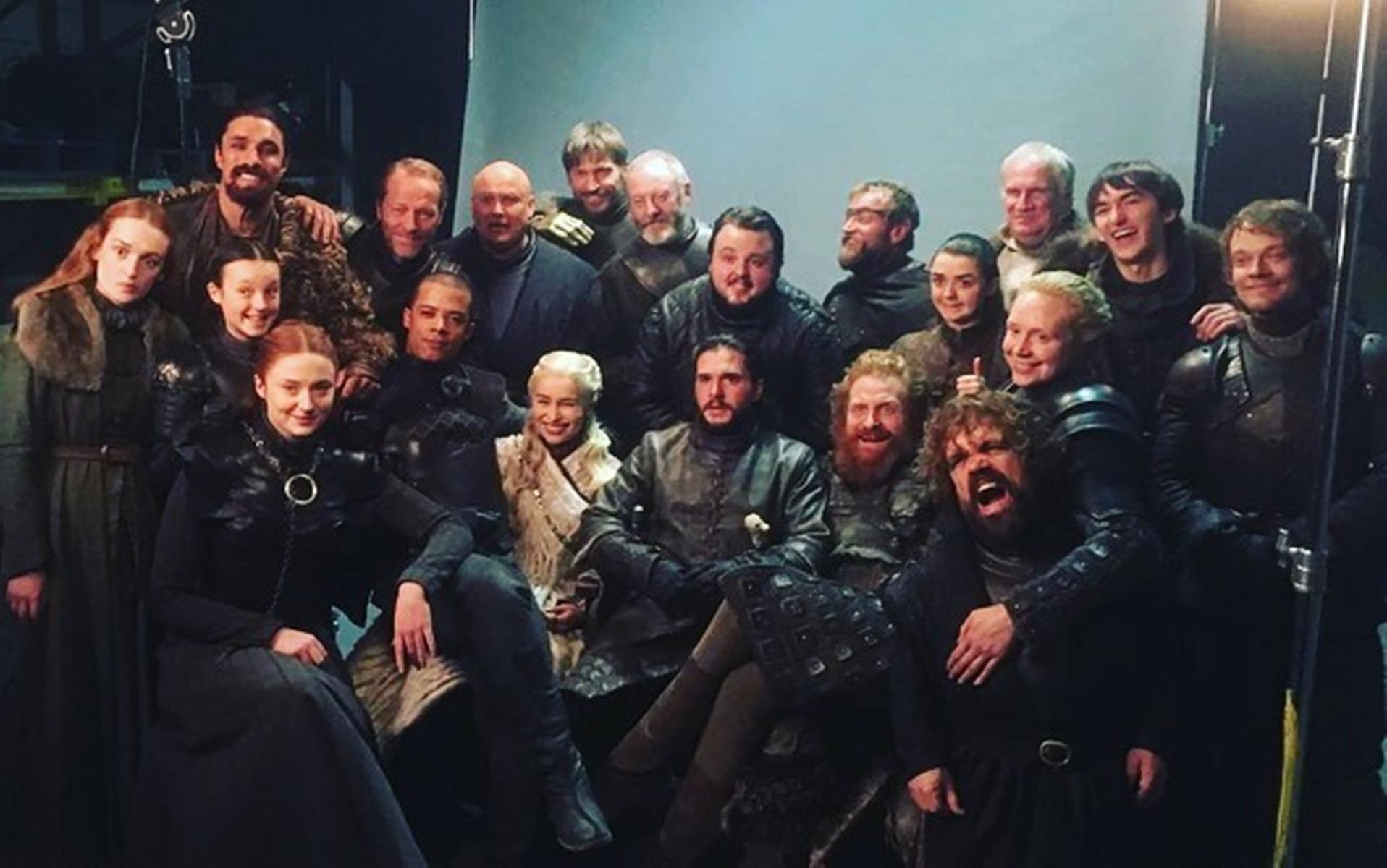 Актеры из «Игры престолов» попрощались со своими героями