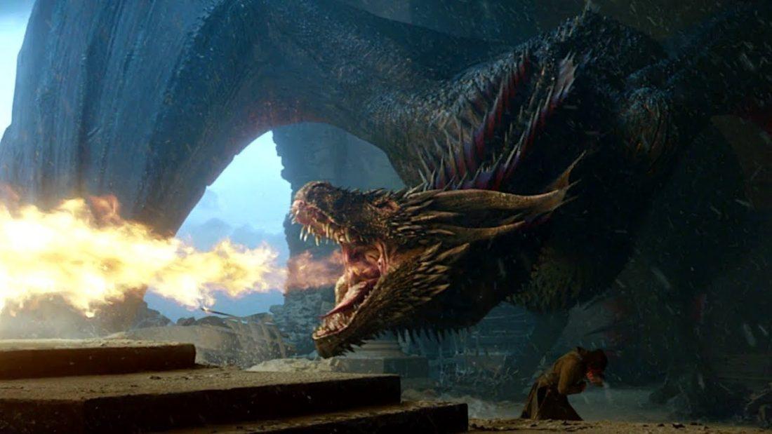 Почему дракон отпустил и не стал убивать Джона Сноу в финальной серии