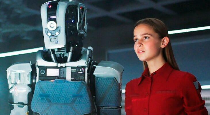 Постер к фильмам про роботов