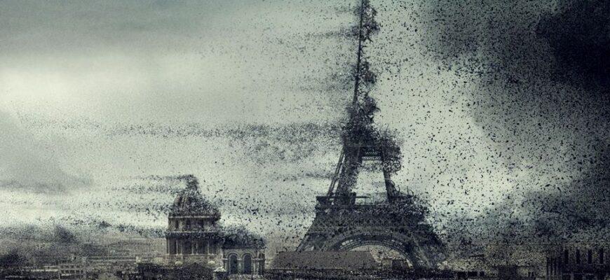 Постер к подборке фильмов про апокалипсис и конец света