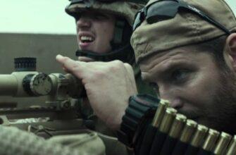 Постер к подборке фильмов про снайперов