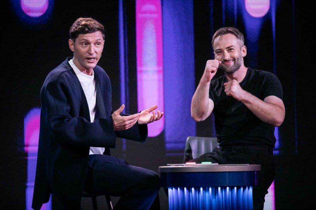Павел Воля и Дмитрий Шепелев