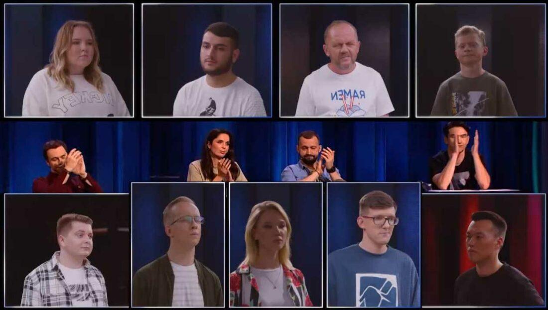 """Фото участников шоу """"Открытый микрофон"""" в 5 сезоне 12 выпуск"""