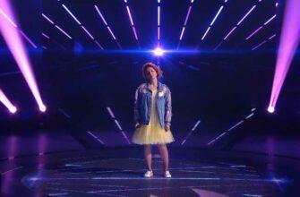 Выступление: Луна Самсонова в 4 сезоне шоу «Ты супер!»