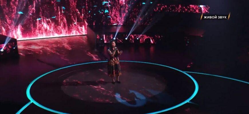 Выступление: Надежда Ользонова в 4 сезоне шоу «Ты супер!»