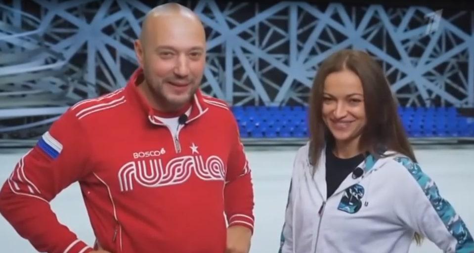 Владимир Маркони и Маргарита Дробязко