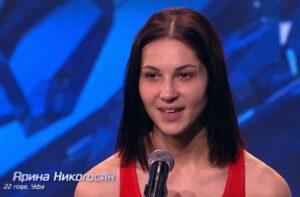 Арина Никогосян (22 года, Уфа)