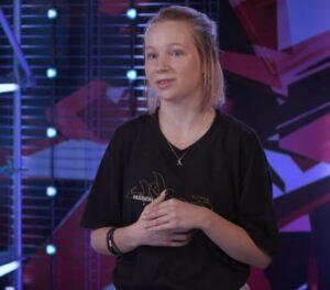 Настя Киласева (17 лет, Москва)