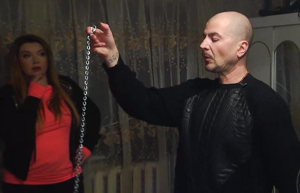 Колдовская защита - очередное задание экстрасенсам в 11 выпуске 21 сезона