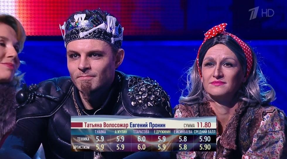 Ледниковый период 2020: Евгений Пронин и Татьяна Волосожар