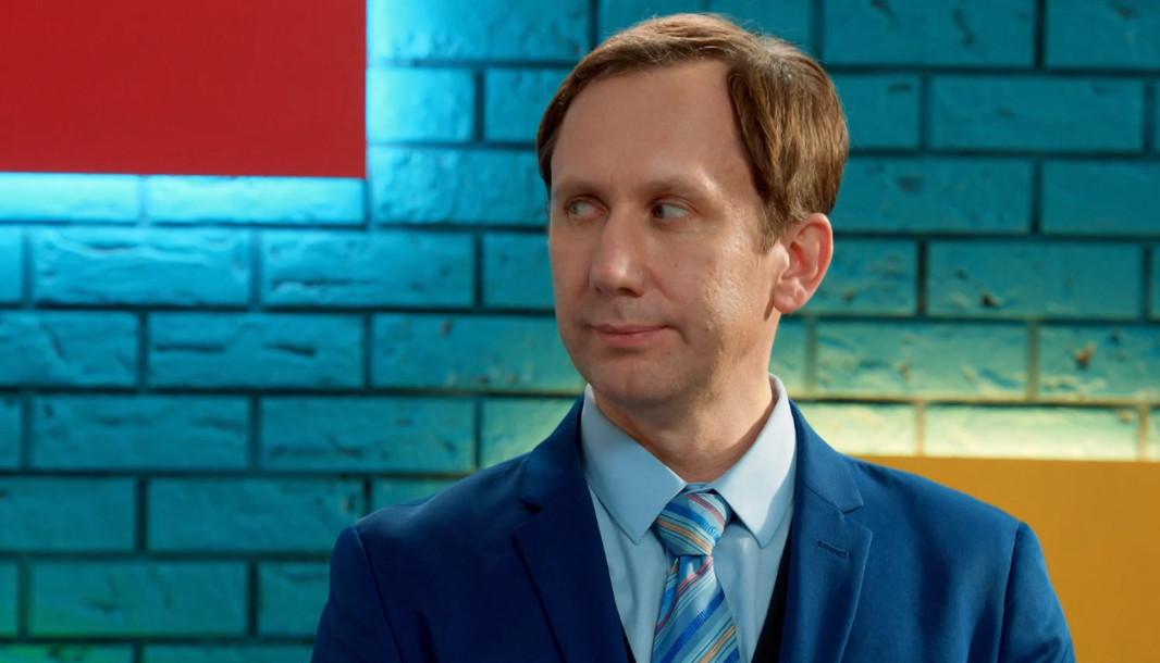 Учитель географии Николай Пакетов, он же Коля Пакет
