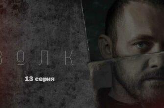 Сериал «Волк» 13 серия
