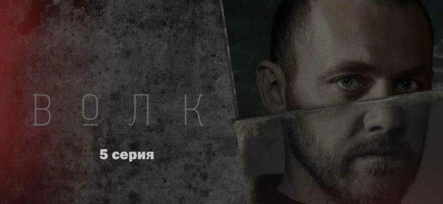 Сериал «Волк» 5 серия