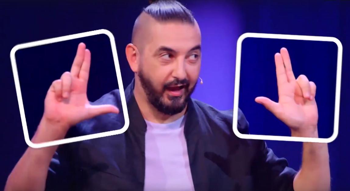 Сергей Матвиенто в шоу Импровизация