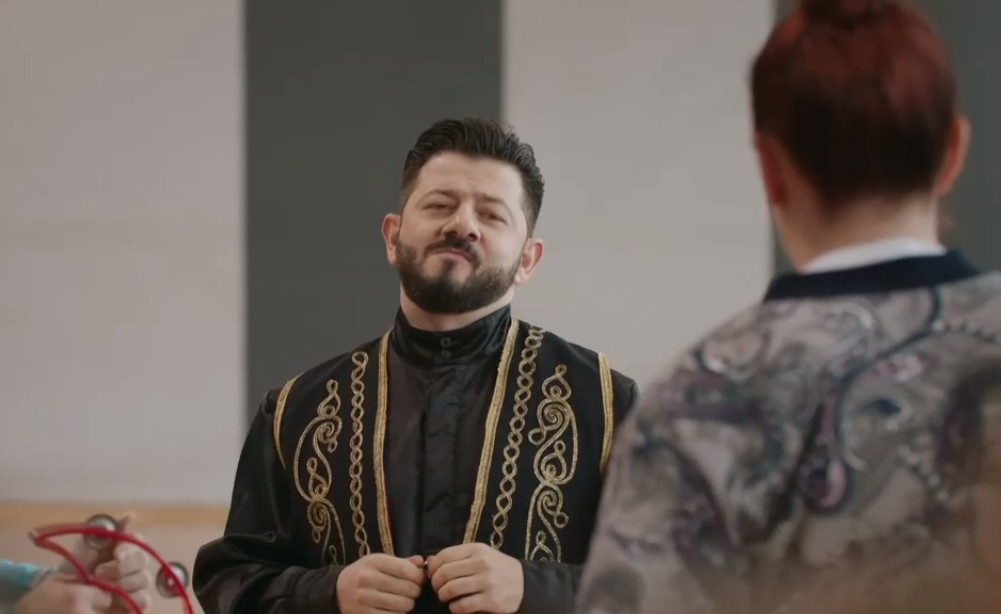 Цыган Миша рассказывает о кольцах