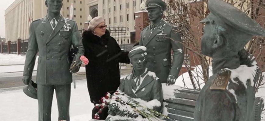 Алина Покровская Мои Офицеры Документальный фильм.