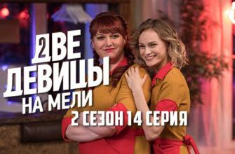 две девицы на мели 2 сезон 14 серия