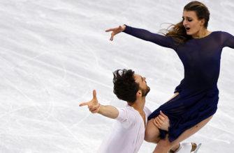 фигурное катание танцы на льду 26.03.2021