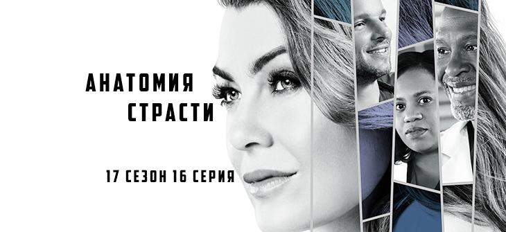 Анатомия страсти 17 сезон 16 серия