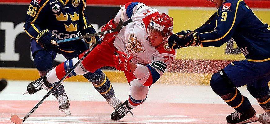 Хоккей Евротур Финляндия Россия 13.05.2021