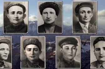 Братья Газдановы Семеро бессмертных 07.05.21