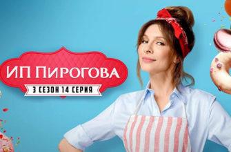 ИП Пирогова 3 сезон 14 серия