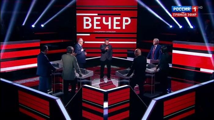 Воскресный вечер с Владимиром Соловьевым выпуск 11.09.2021