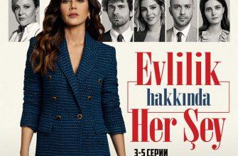 все о браке турецкий сериал